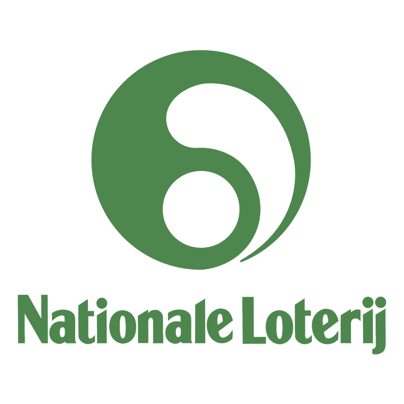 Nationale Lotterij vector