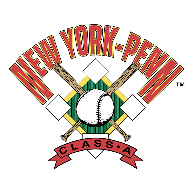 New York Penn League vector