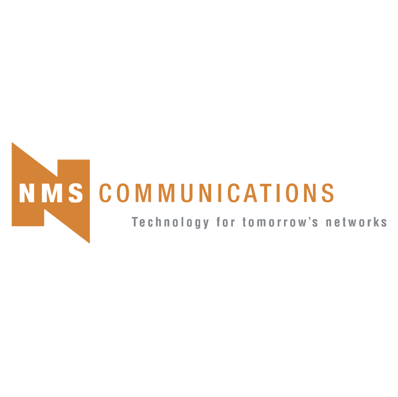 NMS Communications vector logo
