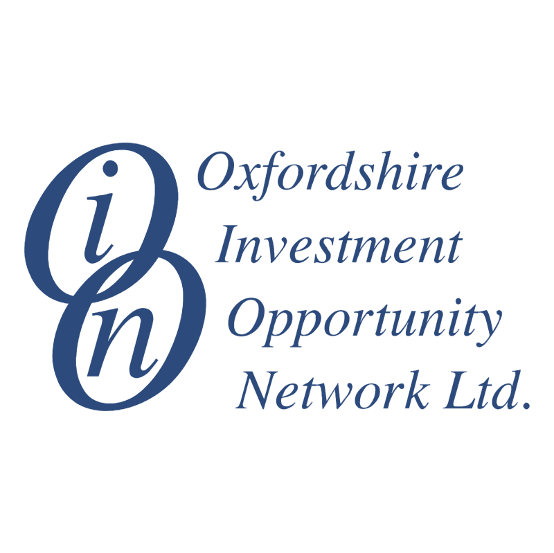 Oxfordshire Investment Opportinity Network vector