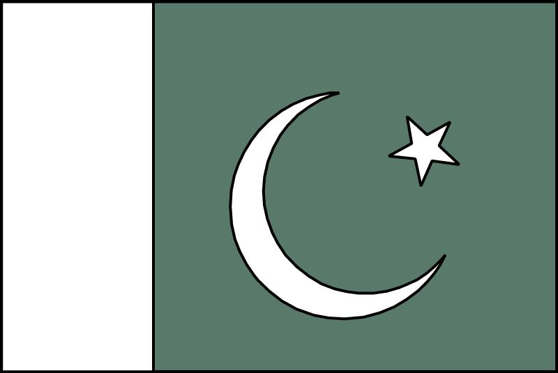 pakstan vector