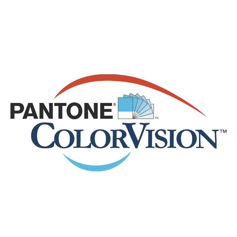 Pantone Color Vision vector
