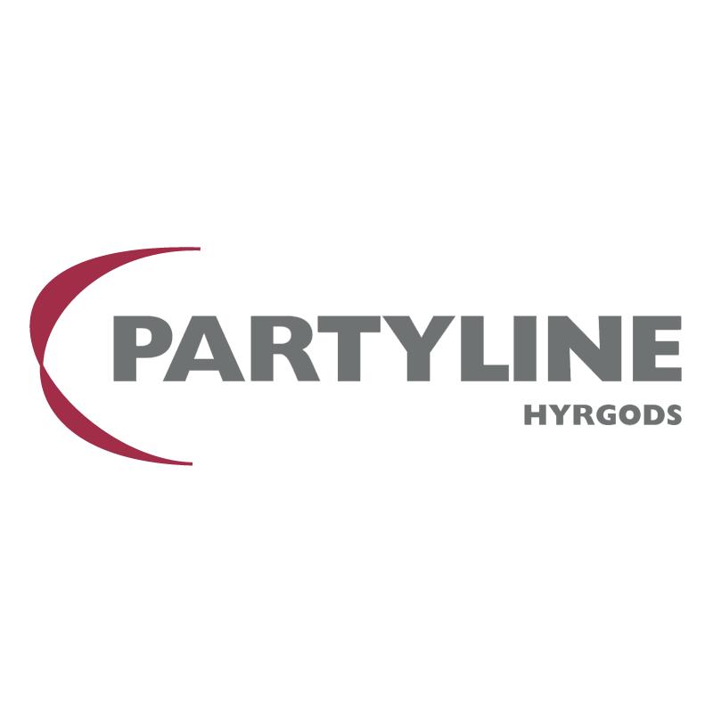 Partyline Hyrgods vector