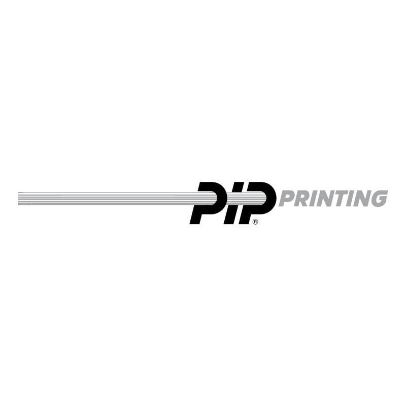 PIP Printing vector