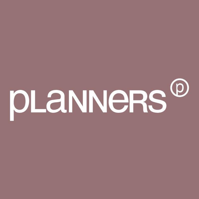 Planners vector