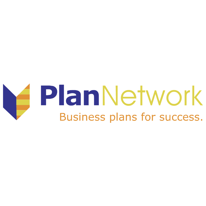 PlanNetwork vector logo