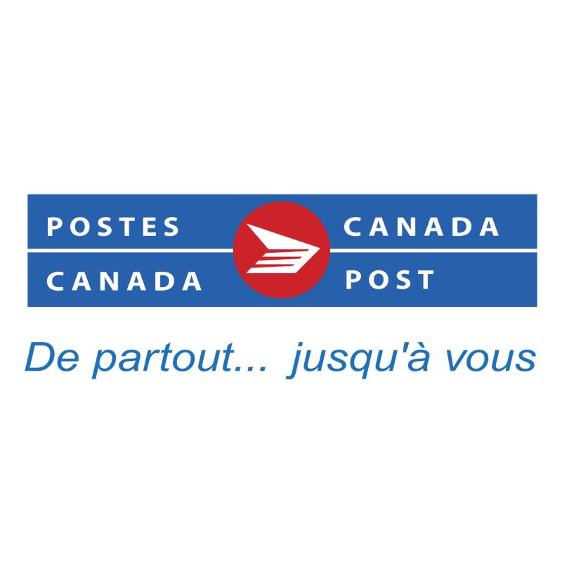 Postes Canada vector