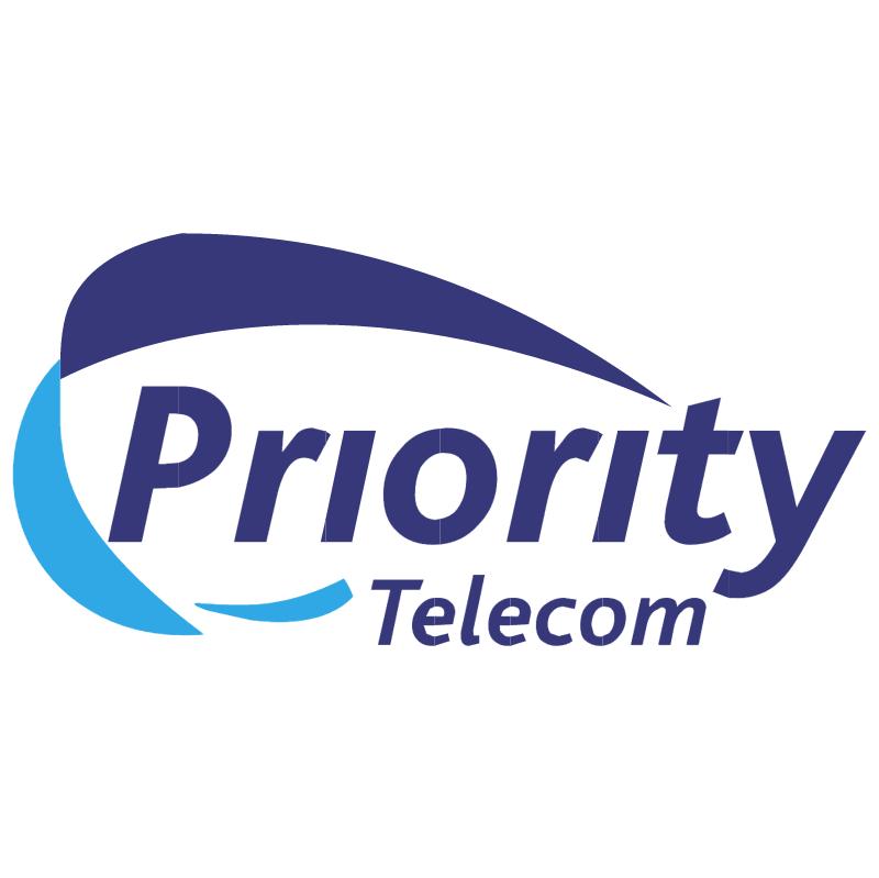 Priority Telecom vector