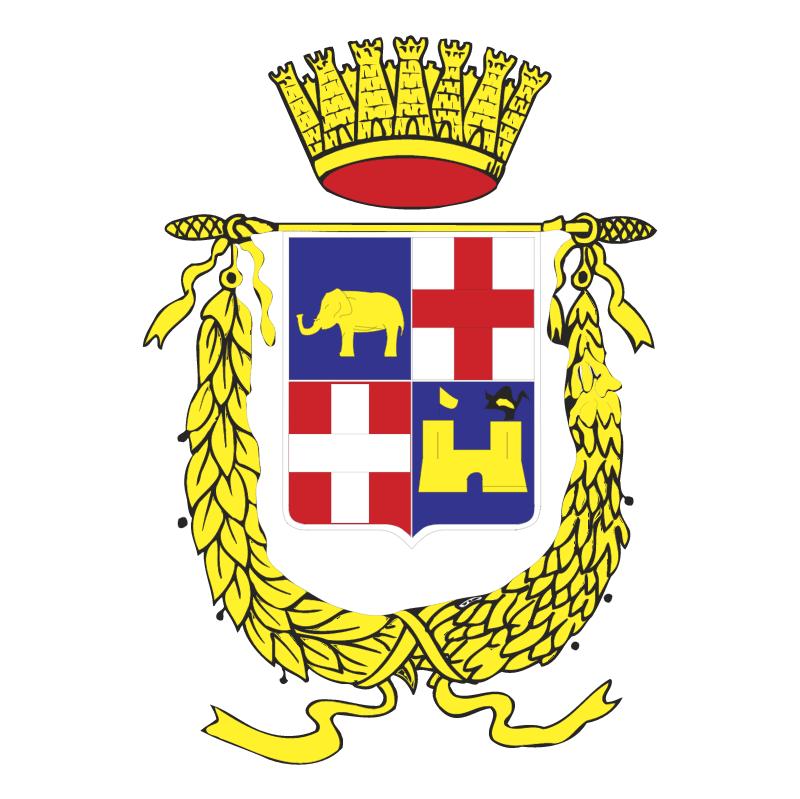 Provincia Regionale Catania vector