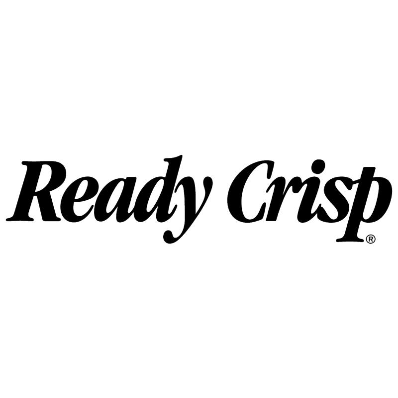 Ready Crisp vector