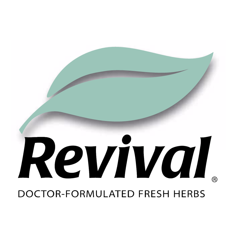 Revival vector logo