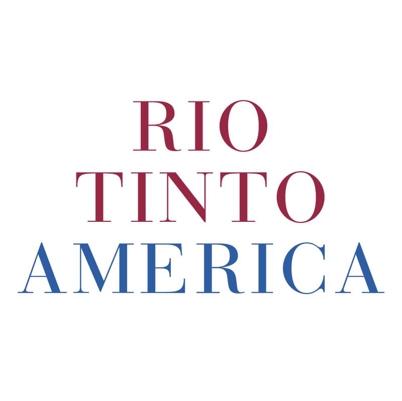 Rio Tinto America vector