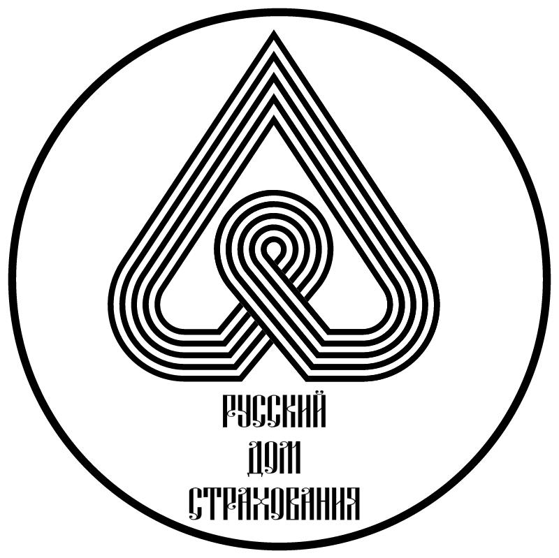 Russky Dom Strahovaniya vector