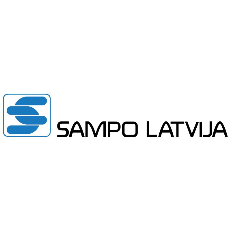 Sampo Latvija vector