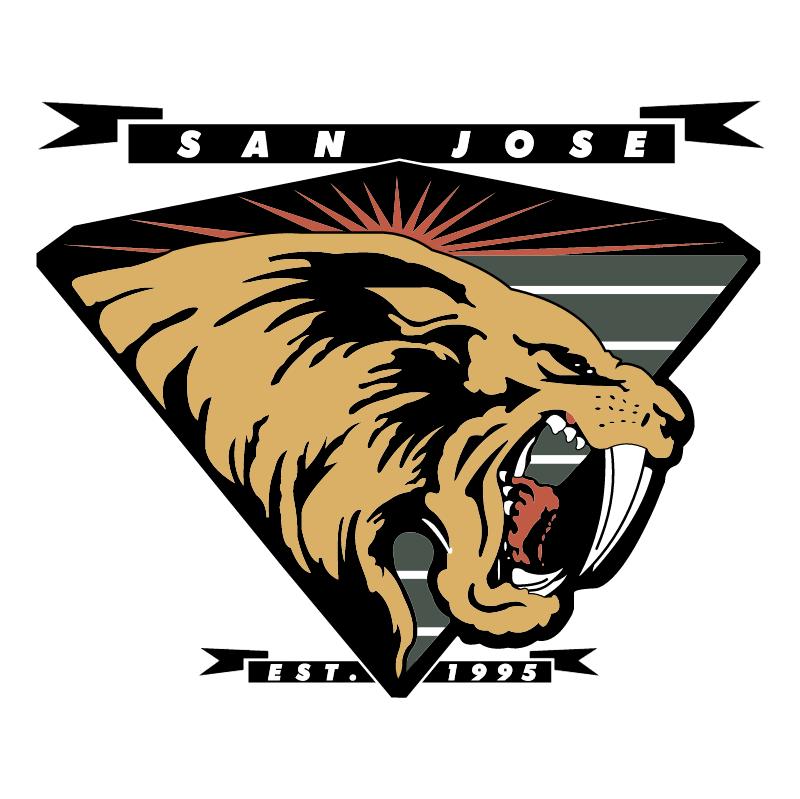 San Jose SaberCats vector