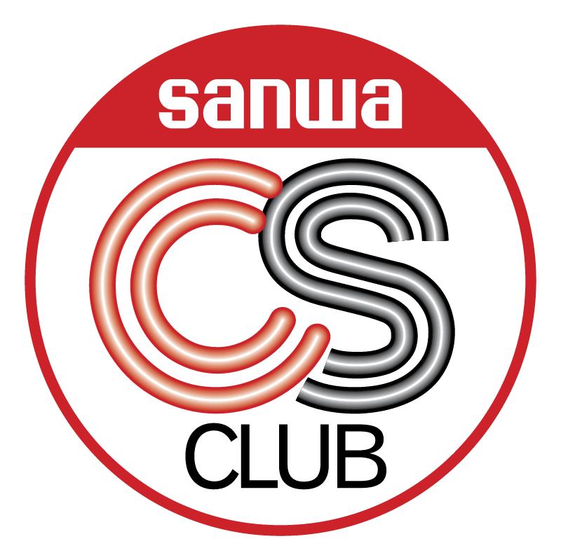 Sanwa Club vector