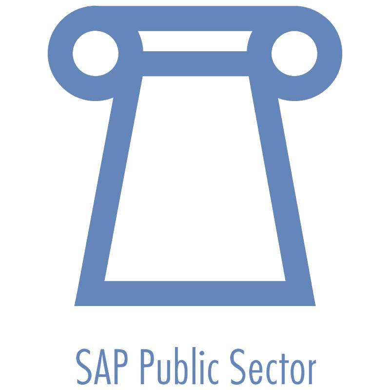 SAP Public Sector vector