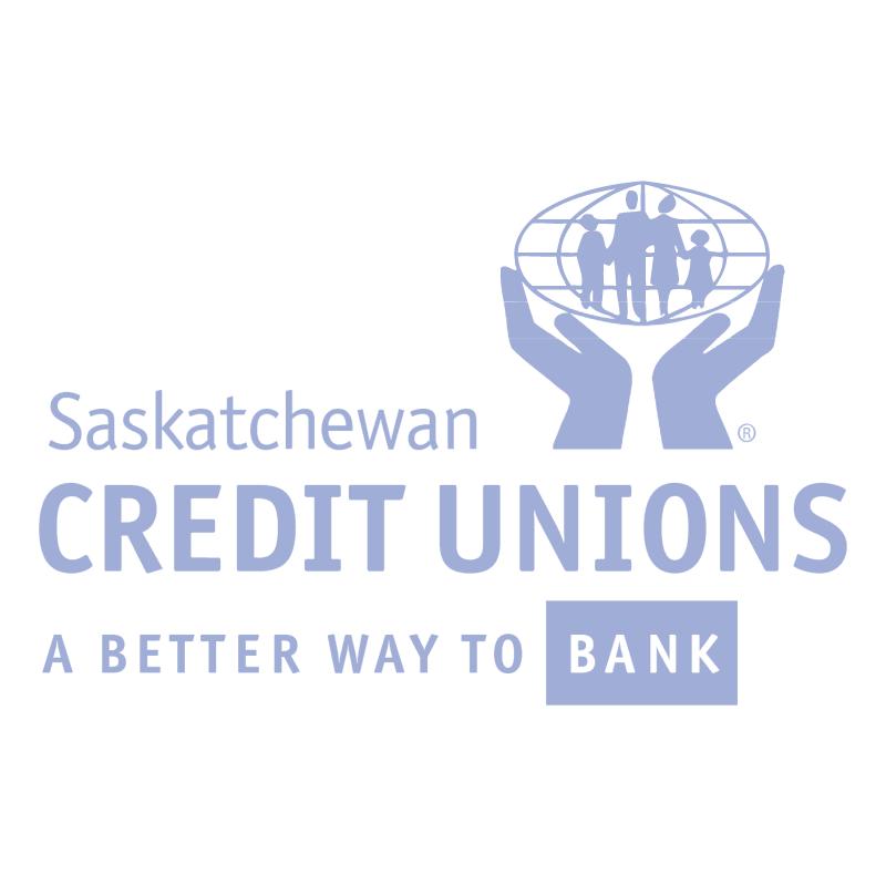 Saskatchewan Credit Unions vector