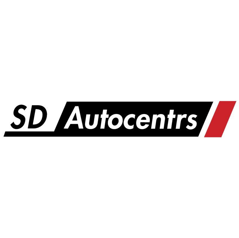 SD Autocentrs vector