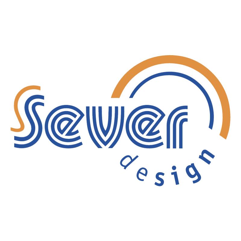 Sever Design vector