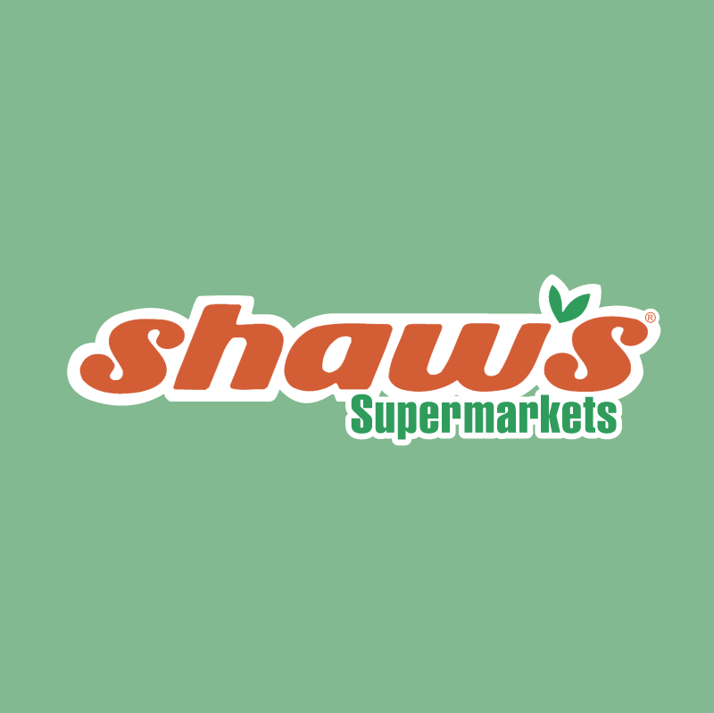 Shaw's Supermarkets vector
