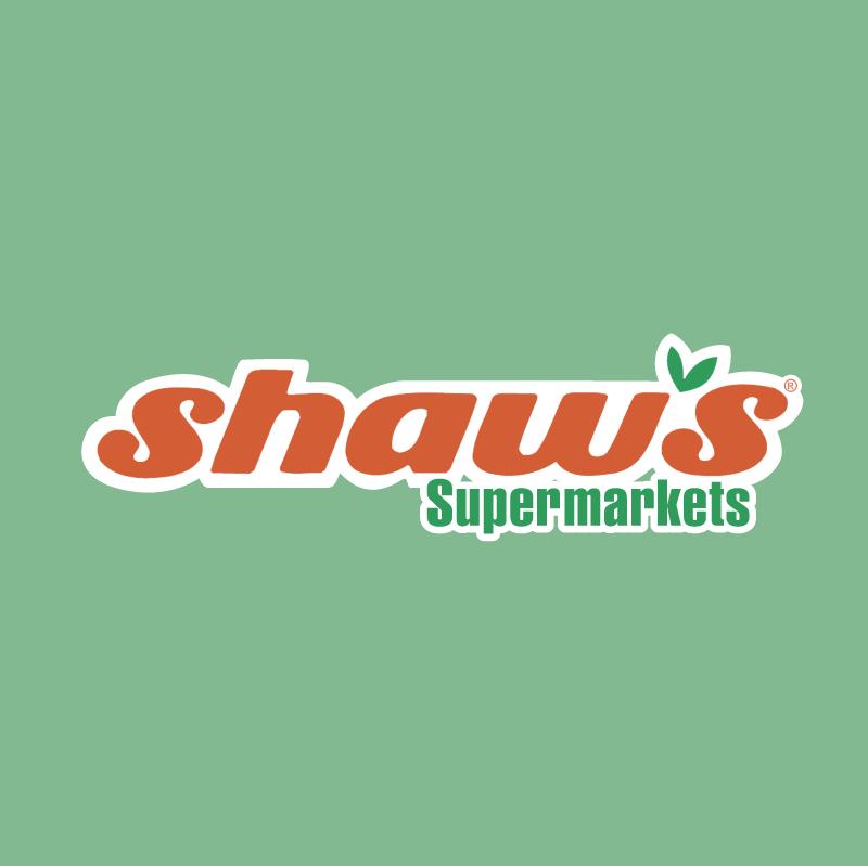 Shaw's Supermarkets vector logo