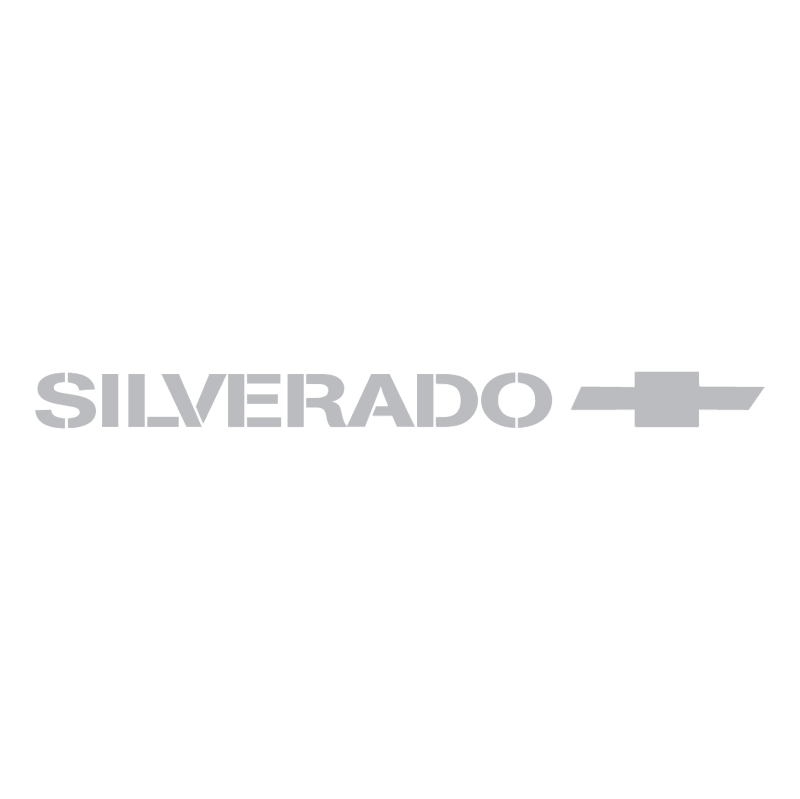 Silverado vector logo