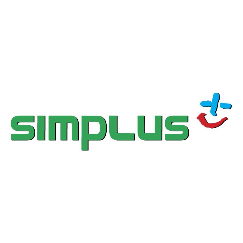 Simplus vector logo