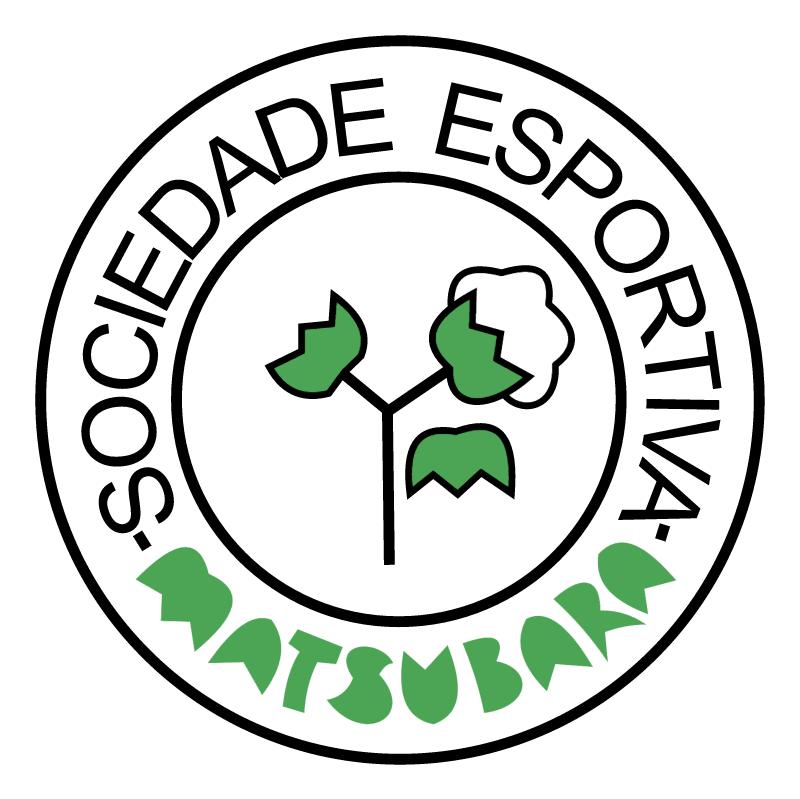 Sociedade Esportiva Matsubara PR vector