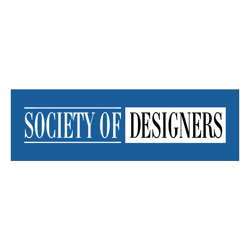 Society of Designers vector