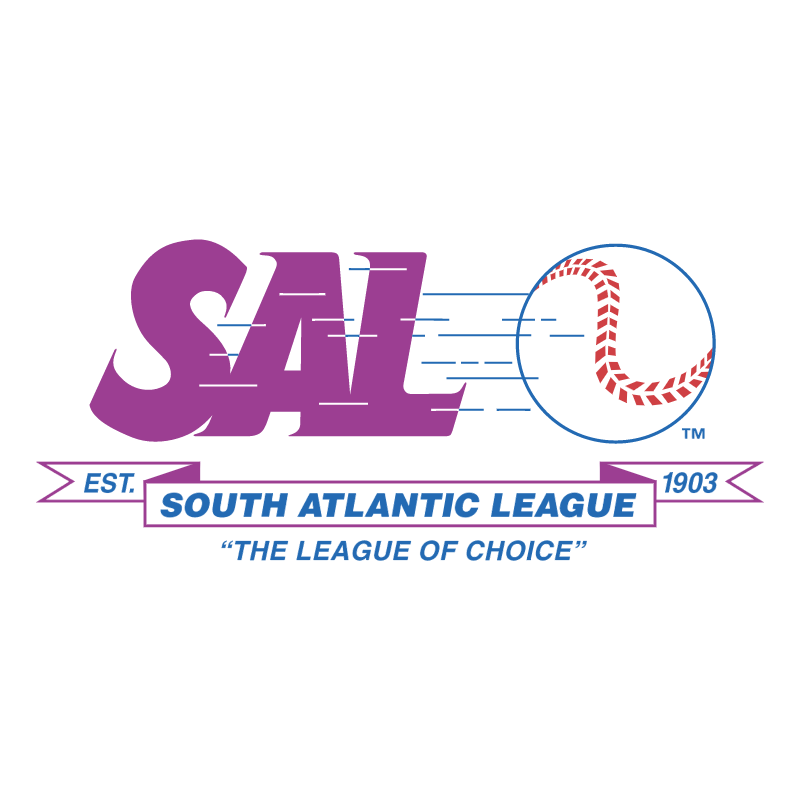 South Atlantic League vector