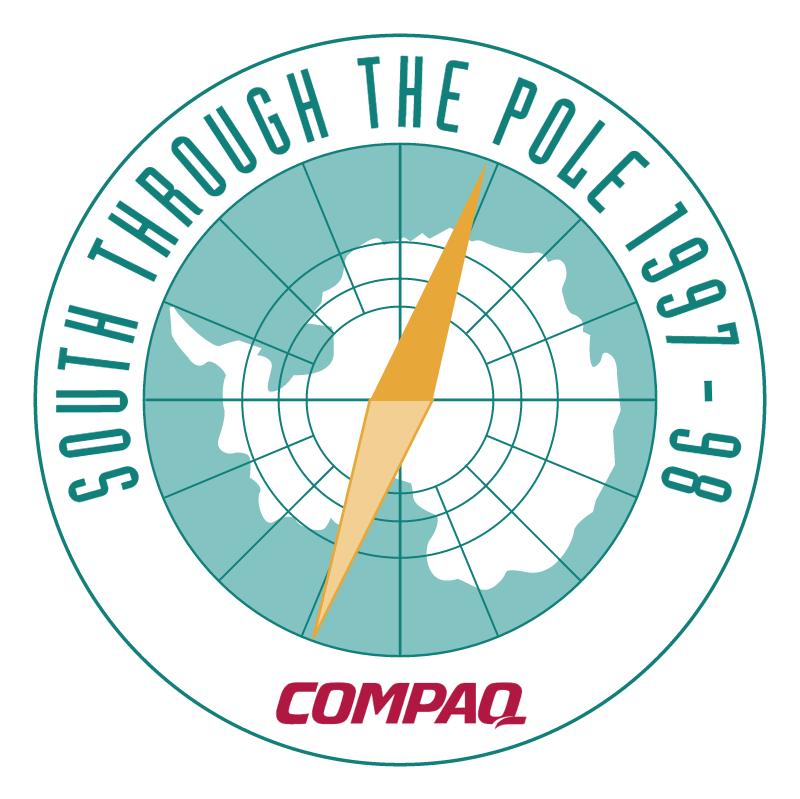 South Through The Pole 1997 98 vector