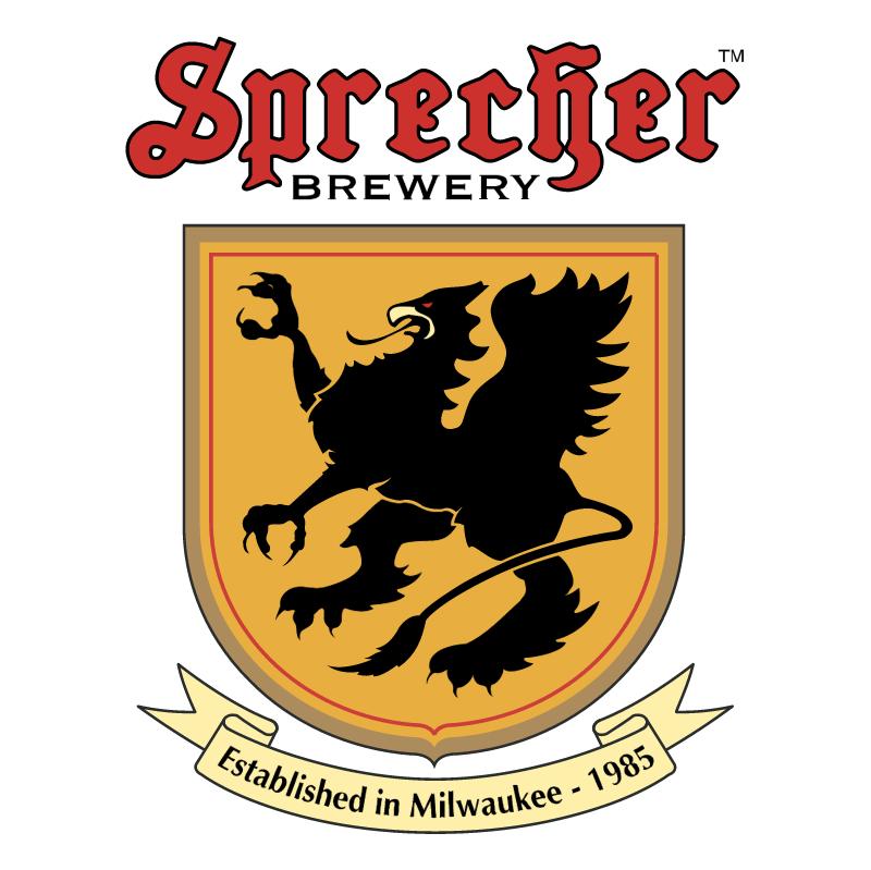 Sprecher Brewery vector