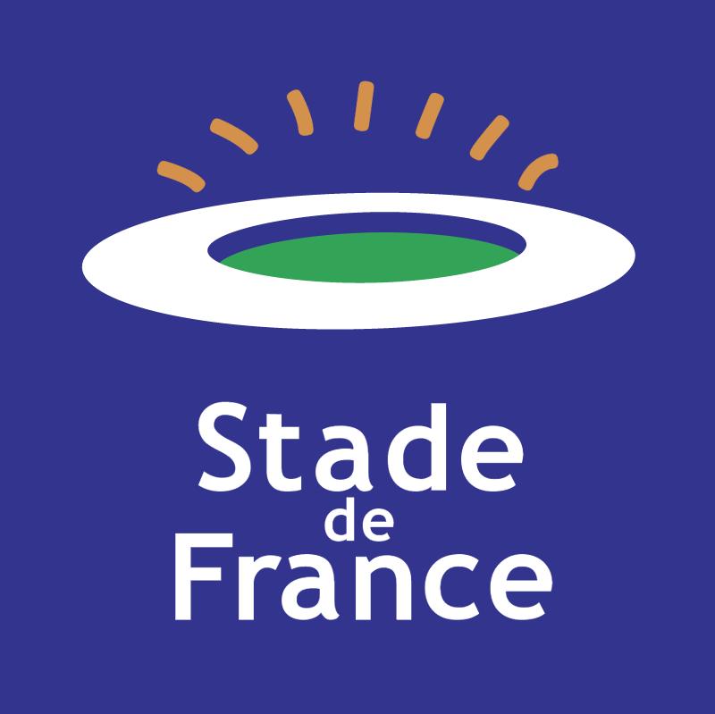 Stade de France vector logo