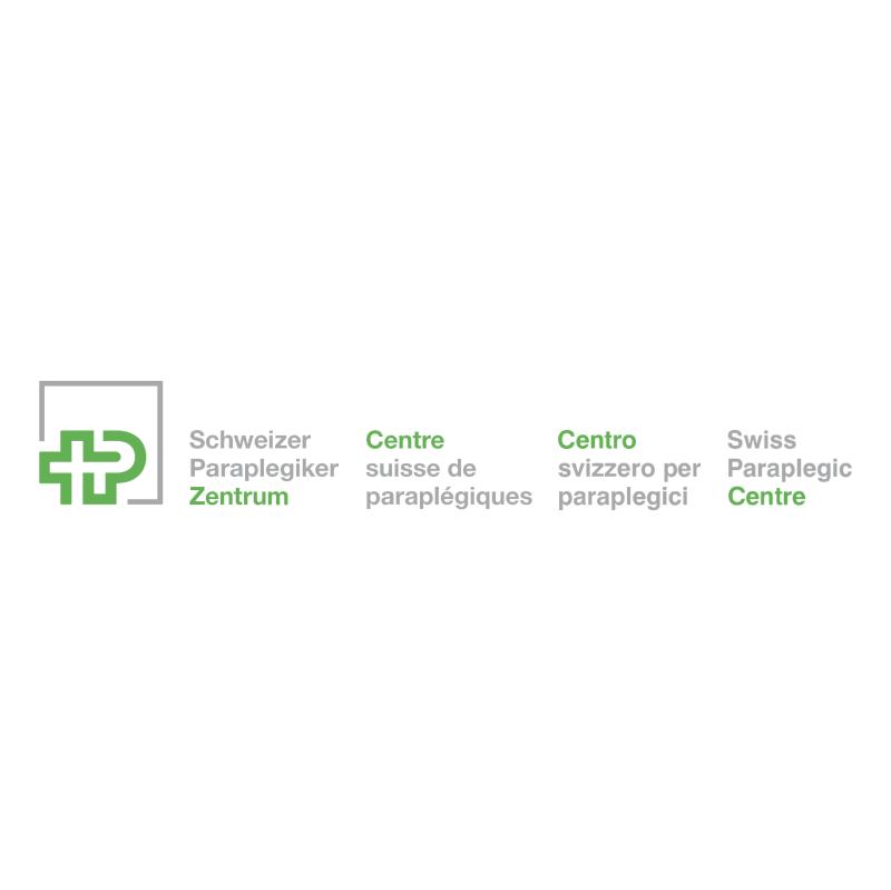 Swiss Paraplegic Centre vector logo