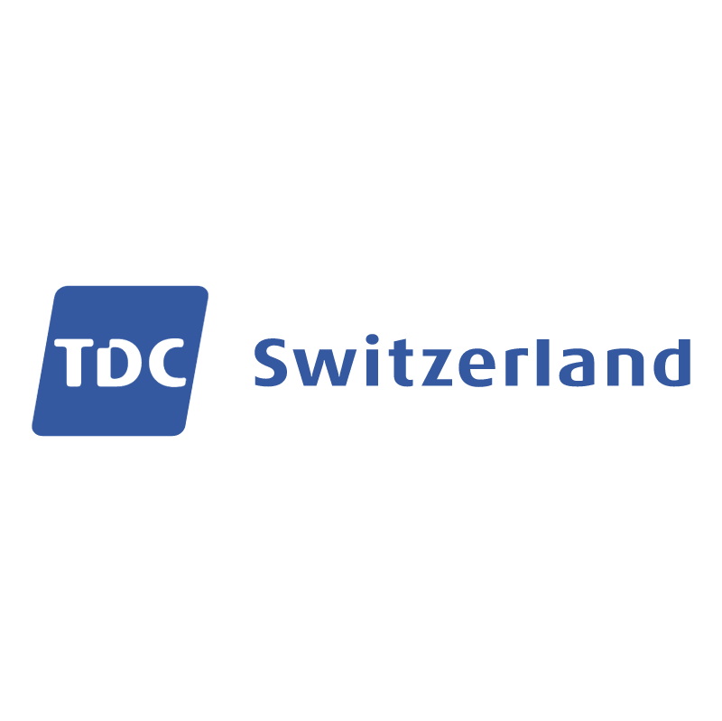 TDC Switzerland vector
