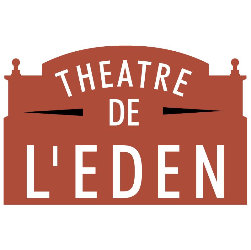 Theatre de L'Eden vector