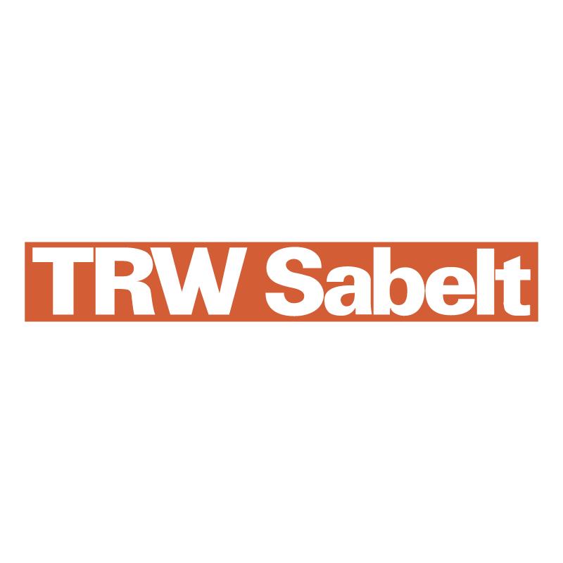 TRW Sabelt vector