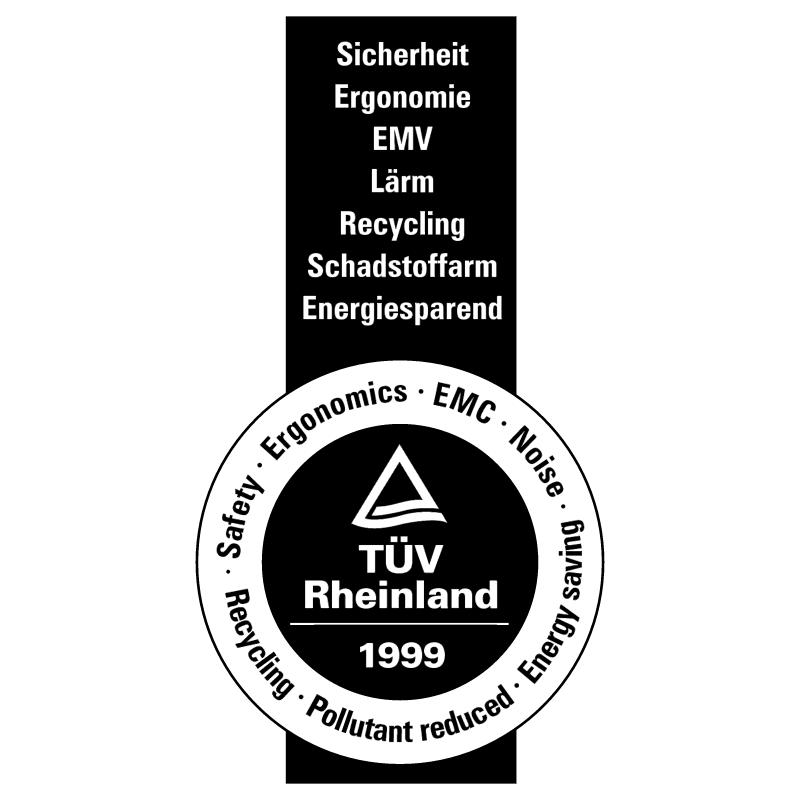 TUV ECO Mark vector logo