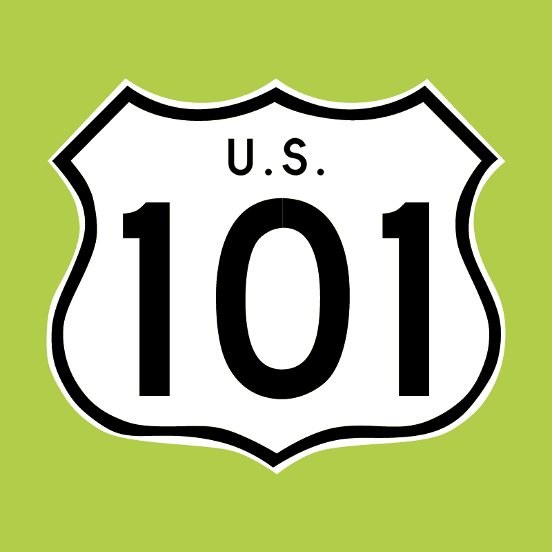 US 101 vector