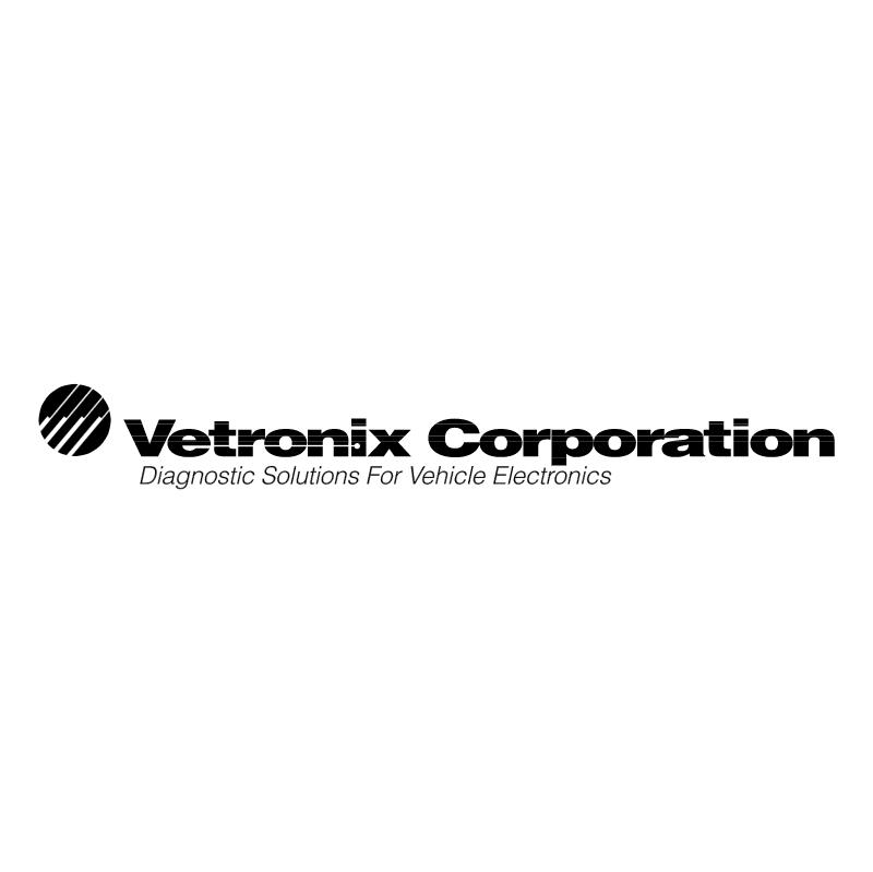 Vetronix vector logo