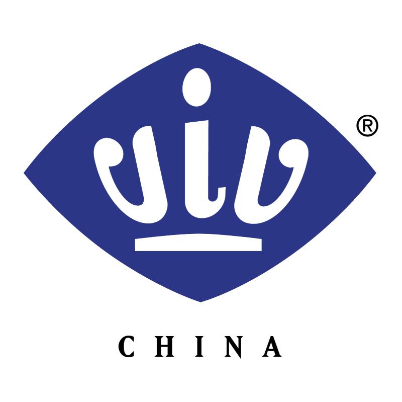 VIV China vector