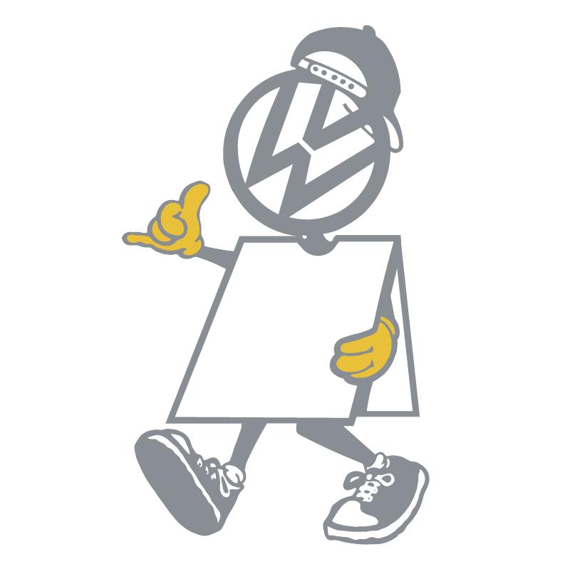 Volkswagen Promotion vector