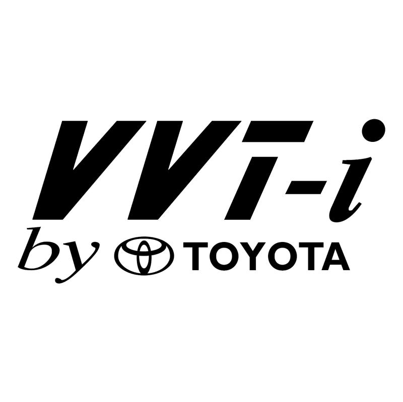 VVT i vector logo