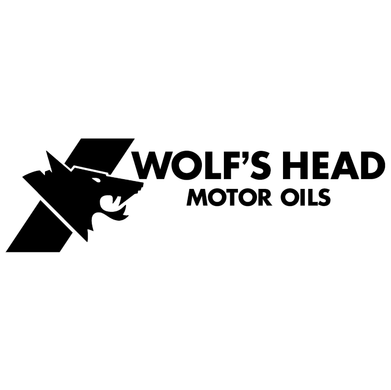 Wolf's Head vector