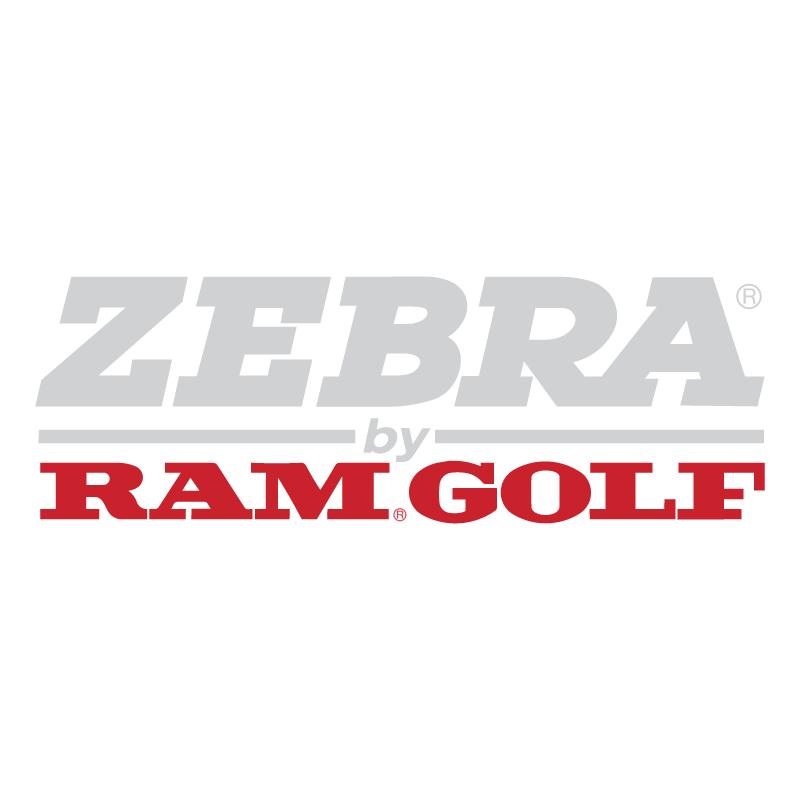 Zebra by RAM Golf vector