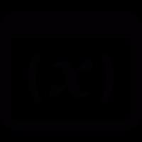 Variable symbol in window vector