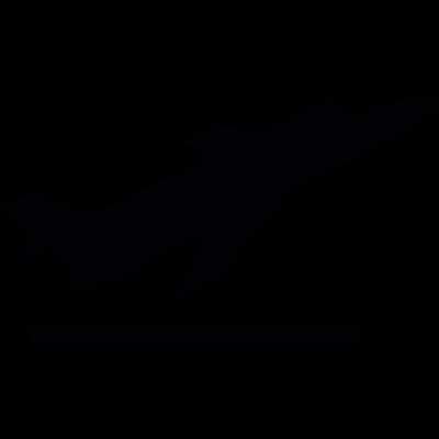 Departures symbol vector logo