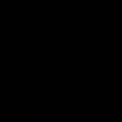 Floppy disc, IOS 7 interface symbol vector logo