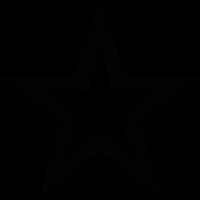 Empty Star vector